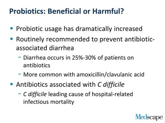 antibiotics associated diarrhea Probiotics: Help or Harm in Antibiotic-Associated Diarrhea?