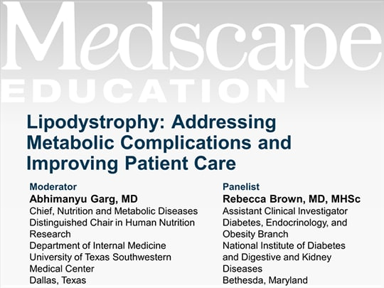 Lipodystrophy: Addressing Metabolic Complications and