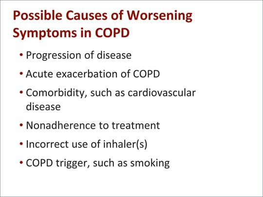 Managing COPD: A Case-Based Approach to Tailoring Therapy (Transcript)