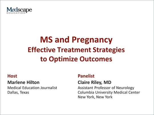 MS and Pregnancy: Effective Treatment Strategies to Optimize