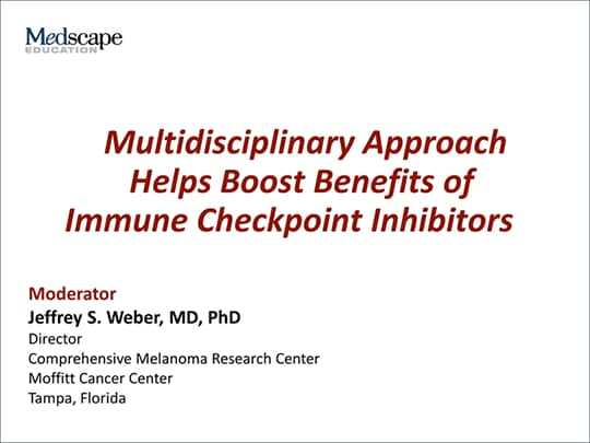 Collaborative Care Improves Clinical Benefit with Immune