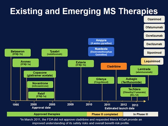 Oral Therapies in MS Management: Where We Are and What Is on