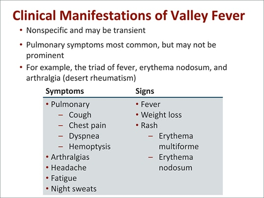 how to avoid valley fever