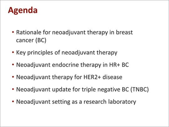 Ac treatment for breast cancer think, that