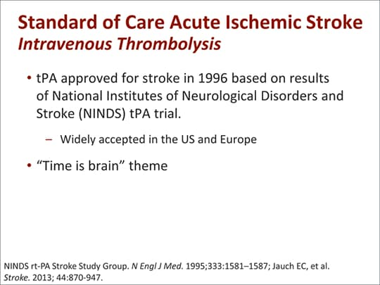 Secondary Prevention of Acute Ischemic Stroke: Can We