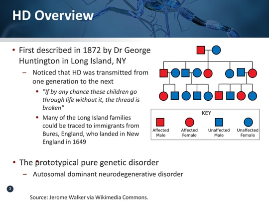 Symptomatic Treatment in Huntington Disease: Making a Positive ...
