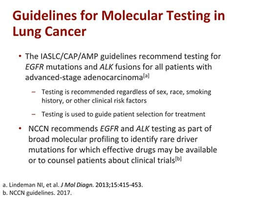 0ef6a978039 EGFR and NSCLC Diagnostic Strategies  What Should You Know  (Transcript)