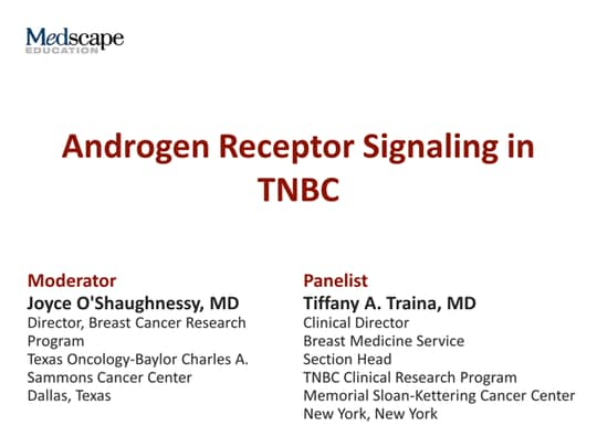 Research on triple negative breast cancer