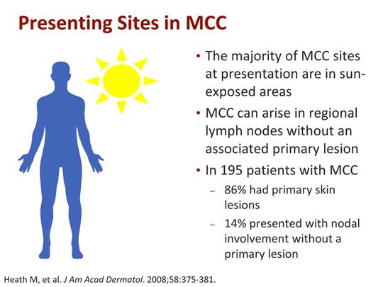 guidelines for merkel cell cancer