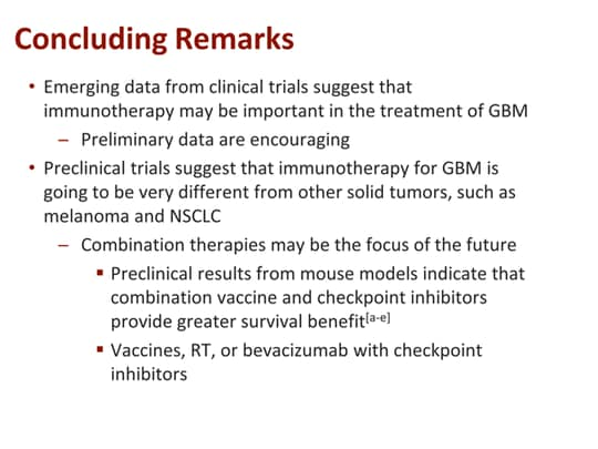 Management of Glioblastoma: Where Have We Been and Where Are