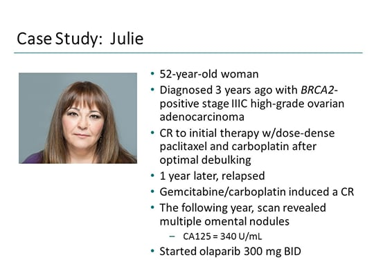The Nurse View Clinical Considerations In Managing Brca