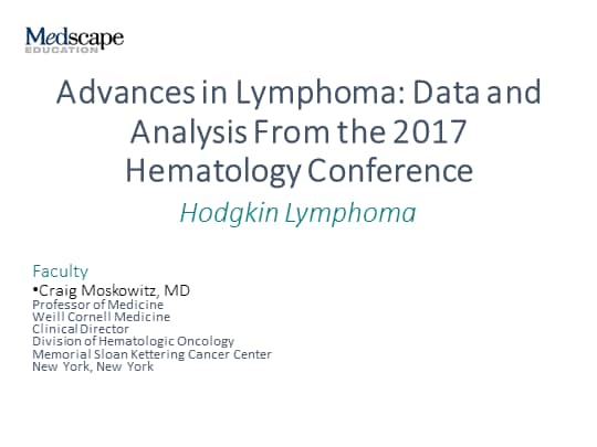 Advances in Lymphoma: Data and Analysis From the 2017