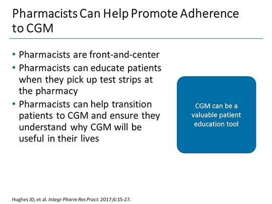 The Pharmacist's Role in Advancing Glucose Monitoring With
