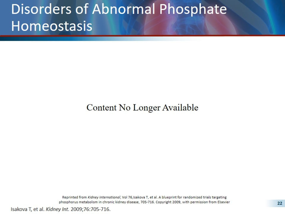 Hereditary Hypophosphatemia: Diagnostic Challenges and
