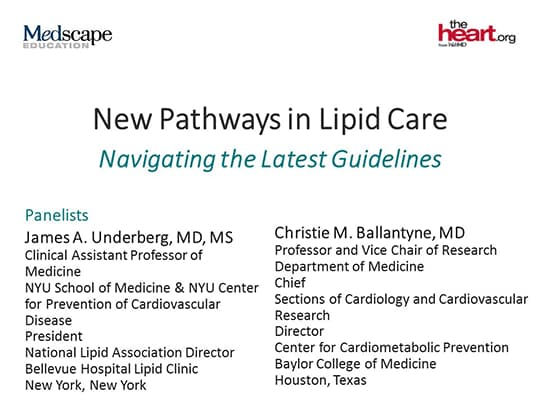 New Pathways in Lipid Care: Navigating the Latest Guidelines