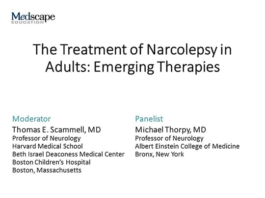 Perspectives on New Data in OSA and Narcolepsy From a US