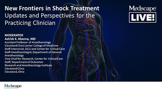 New Frontiers in Shock Treatment: Updates and Perspectives