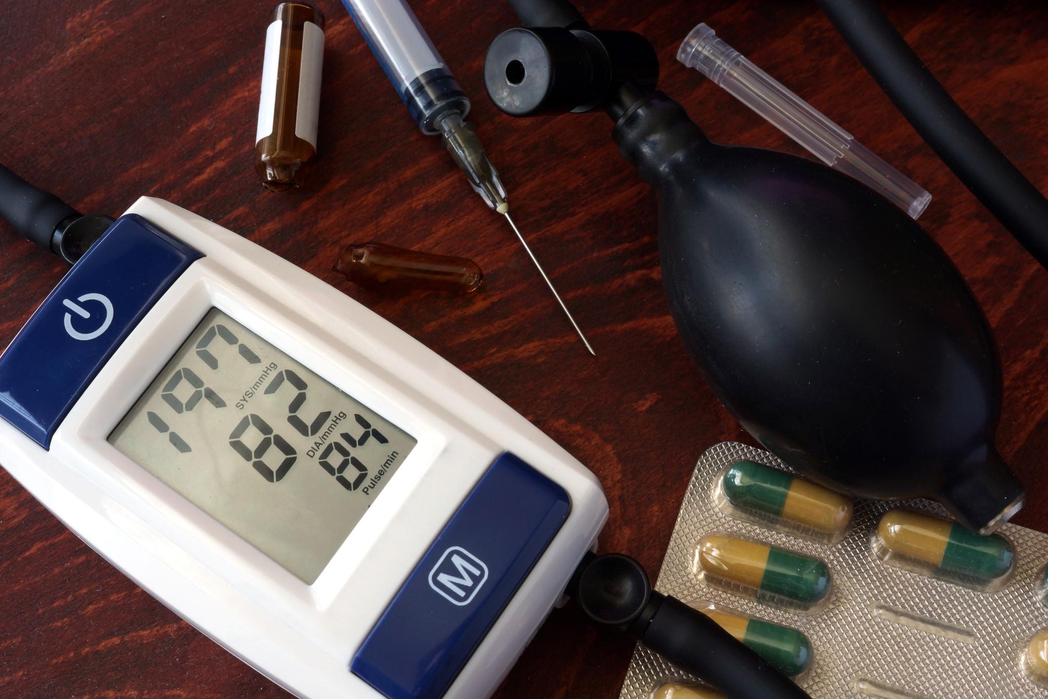 US-Blutdruck-Leitlinie: Kritik am neuen diastolischen..