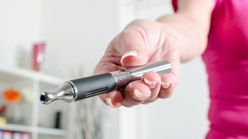 E-Zigarette Passivrauchen Studie