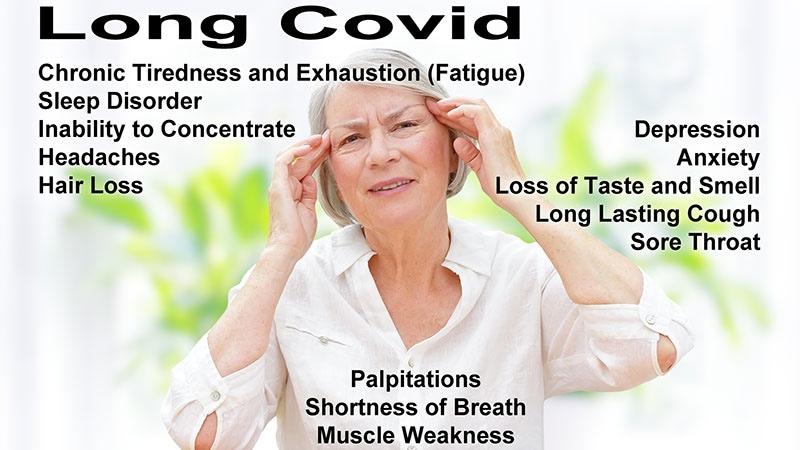 Long-COVID – Überschneidung mit dem chronischen Fatigue-Syndrom?