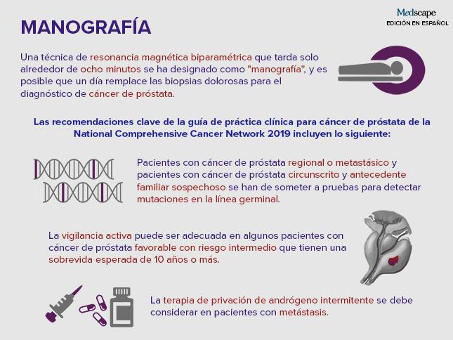 resonancia magnetica en el diagnostico de cancer de prostata