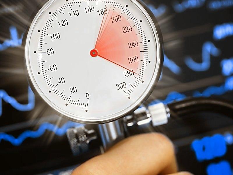 Parámetros de la presión arterial aha