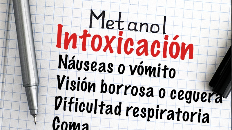 intoxicacion por alcohol sintomas de diabetes