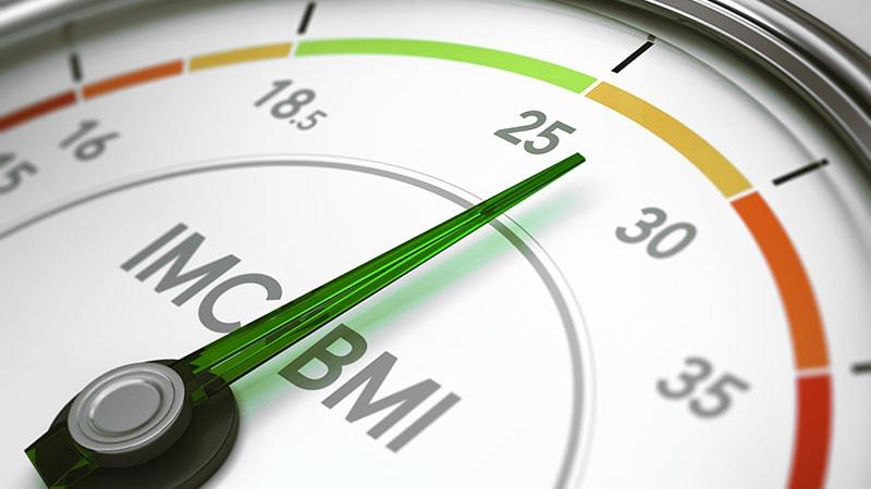 El índice de masa corporal es una medida engañosa para evaluar el riesgo cardiovascular