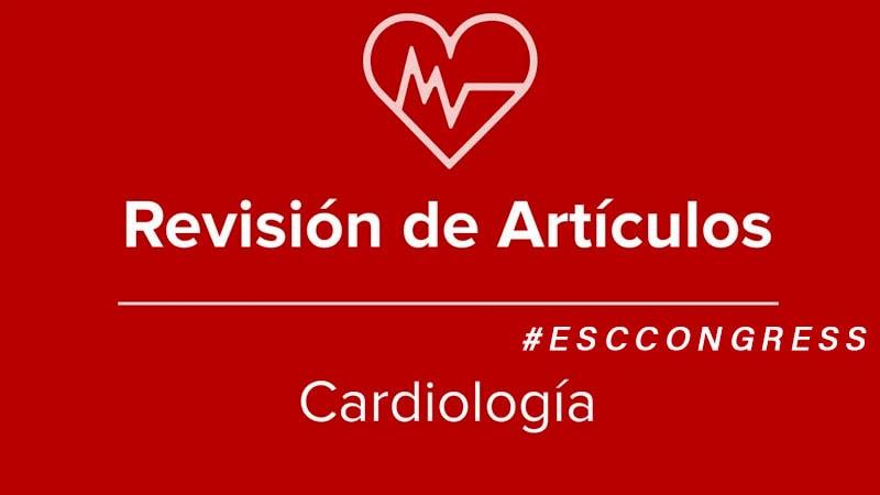 Los resultados clave de los principales estudios presentados en el Congreso de la European Society of Cardiology (ESC) de 2020