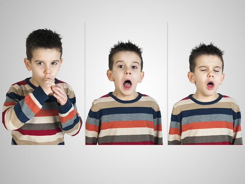 Toux psychogène de l'enfant : la thérapie comportementale efficace ...