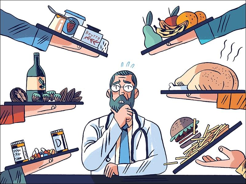 Nutrition : au milieu de la cacophonie médiatique, ce qui fait consensus