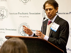 Positive Psychiatry' Focus of New APA President's Term