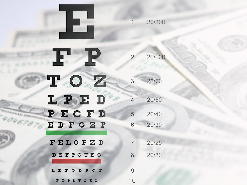 Most Ophthalmologists Think They Are Underpaid