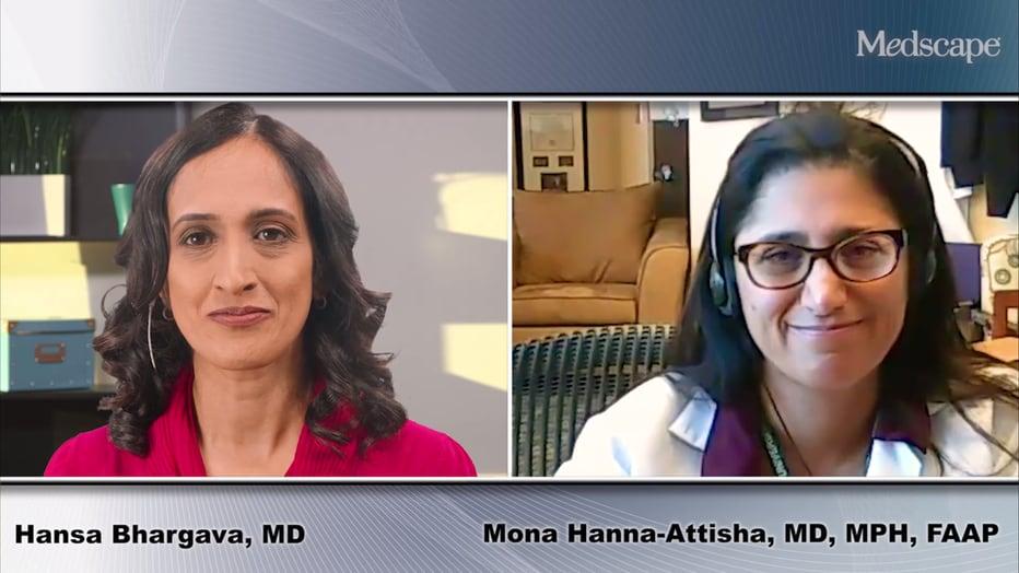 Interview With Mona Hanna Attisha Md Update On Flint
