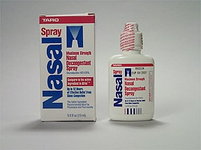 Nasal Spray 12 Hour 0.05 %