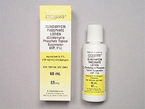 clindamycin 1 % lotion