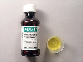 promethazine-DM 6.25 mg-15 mg/5 mL syrup