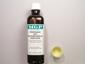 Promethazine-DM Oral : Uses, Side Effects, Interactions