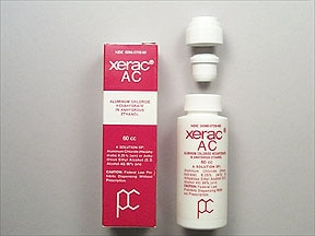 Xerac AC 6.25 % topical solution