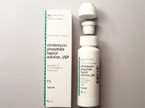 clindamycin phosphate 1 % topical solution