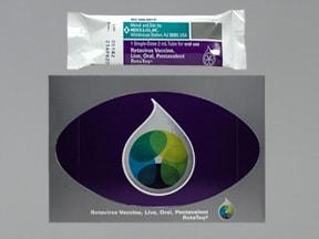 RotaTeq Vaccine 2 mL oral solution