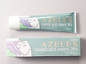 Azelex 20 % topical cream