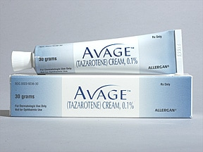 Avage 0.1 % topical cream