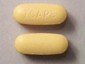 ICaps 3,300 unit-5 mg-200mg-75 unit tablet,extended release