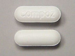 Compoz 25 mg tablet