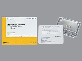 Venclexta 10 mg tablet