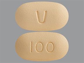 Venclexta 100 mg tablet
