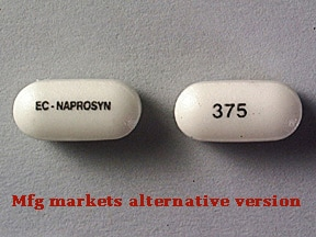 EC-Naprosyn 375 mg tablet,delayed release