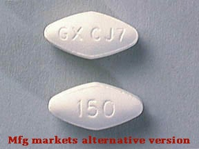 Epivir 150 mg tablet