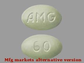 Sensipar 60 mg tablet